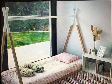 Selling: Montessori bed frame