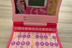 Selling: Barbie laptop