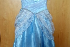 Selling: Cinderella Disney Store Dress Brand new with shoes