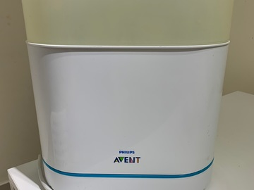 Selling: Philips avent sterilizer