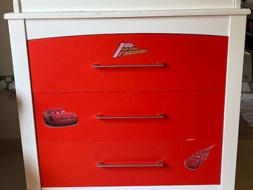 Selling: Kids changing table/dresser