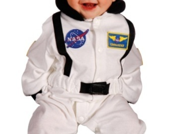 Selling: Infant Astronaut Costume