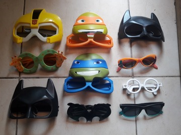 Selling: Character toy spectacles