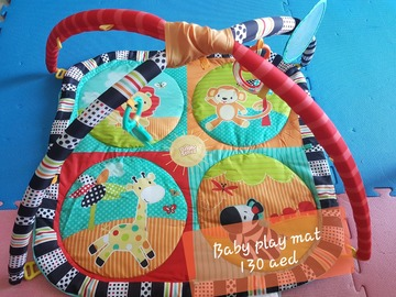 Selling: Bright Starts play mat