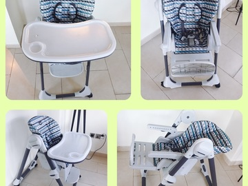 Selling: Chicco Polly highchair - Unisex