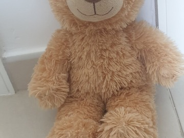 Selling: teddy bear from build your own bear