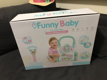 Selling: Brand new baby walker