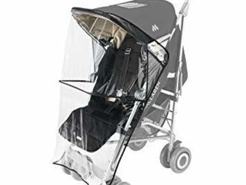 Selling: Maclaren stroller rain cover(only)