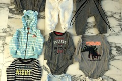 Selling: Complete clothes bundle for 12-18 months boy