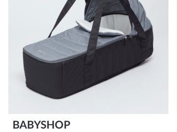 Selling: Juniors carry cot with twin handles