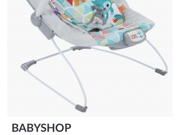 Selling: Bright starts toucan tango bouncer