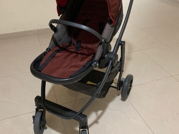 Selling: Graco Travel-System Graco Evo