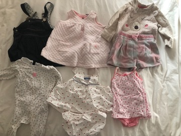 Selling: Designer baby girl clothes
