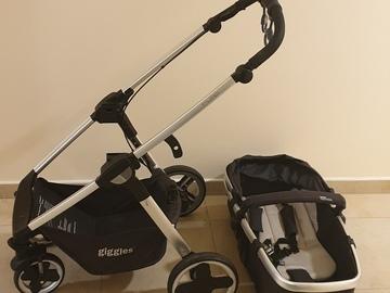 Selling: Giggles Stroller