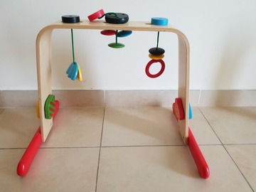 Selling: IKEA WOODEN PLAYGYM