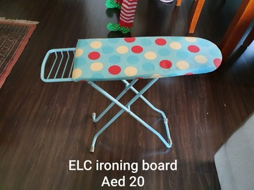Selling: ELC IRONING BOARD