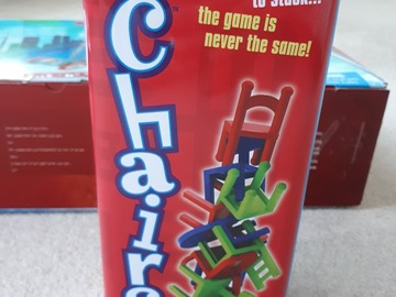 Selling: Chairs Game