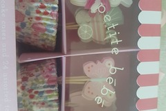 Selling: Baby Shower Cup Cake Set