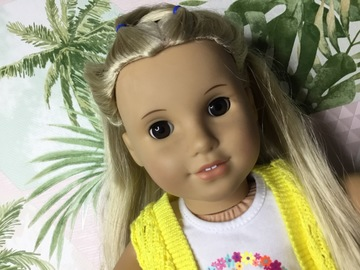 Selling: Julie American girl doll