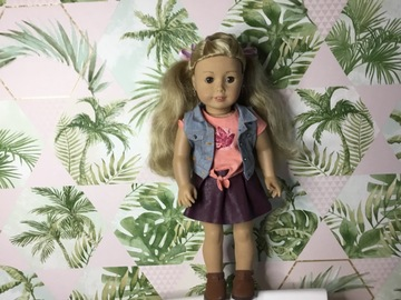 Selling: Tenney American girl doll