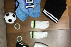 Selling: Football outfit for AGD doll