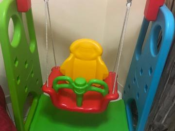Selling: Swing +Baby Chair