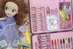 Selling: Sophia the first singing doll & other sets