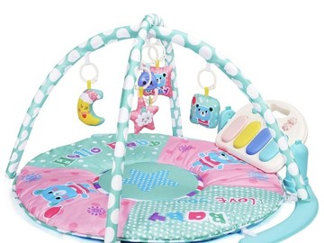 Selling: Amagoing Baby Activity Gym Playmat 0-36 months
