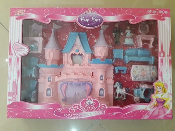 Selling: Castle new sealed pack