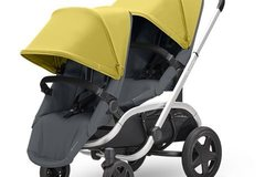 Selling: Quinny hubb double stroller