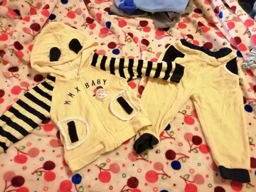 Selling: Bundle boy clothes 0 to 1