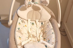 Selling: Joie Serina 2 in 1 Little World Soother & Swing