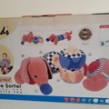 Selling: Shape Sorter Toddler Activity Toy