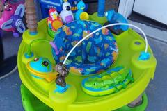 Selling: ExerSaucer Bouncer