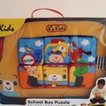 Selling: Soft School Bus Puzzle
