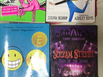Selling: Children's fiction books - Going cheap!!