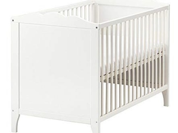 Selling:  Excellent baby bed  with a healthy mattress