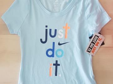 Selling: Nike Girls Tee 6-7 yrs (brand new w/tag)