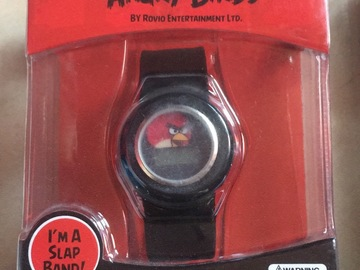 Selling: Angry birds watches from Virgin megastore