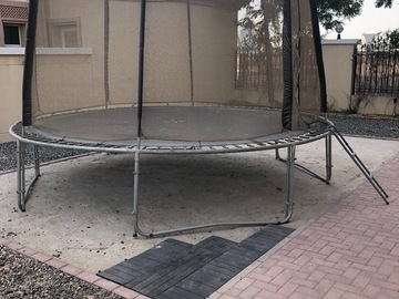 Selling: 12ft Trampoline