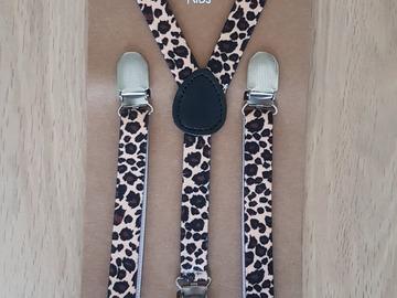 Selling: MANGO Girls Adjustable Suspenders