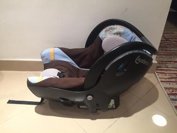Selling: Bebeconfort infant carseat