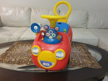 Selling: Mickey Mouse car for toddlers