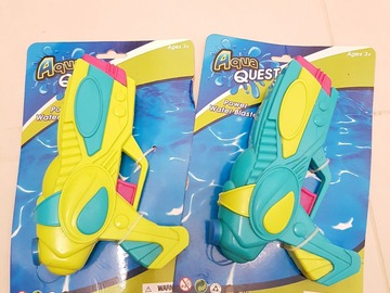 Selling: Set of 2 Water Guns (ages 3+)