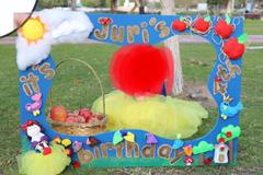 Selling: Birthday decoration