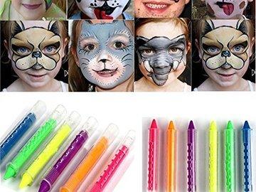 Selling: Face Paints Colors