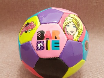 Selling: Barbie Mini Soccer Ball (new)