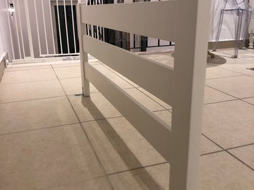Selling: Toddler Bed Guard Rail - Pottery Barn