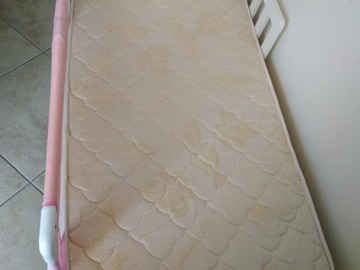 Selling: HomeCenter Toddler Bed  with mattress