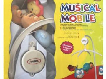 Selling: Musical crib Mobile